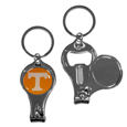 Tennessee Volunteers Nail Care/Bottle Opener Key Chain