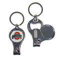Ohio St. Buckeyes Nail Care/Bottle Opener Key Chain