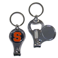 Syracuse Orange Nail Care/Bottle Opener Key Chain