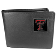 Texas Tech Raiders Leather Bi-fold Wallet