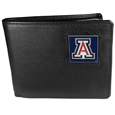 Arizona Wildcats Leather Bi-fold Wallet