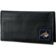 Montana St. Bobcats Deluxe Leather Checkbook Cover