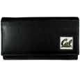 Cal Berkeley Bears Leather Women's Wallet