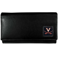 Virginia Cavaliers Leather Women's Wallet