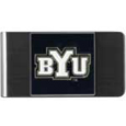 BYU Cougars Steel Money Clip