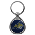 Montana St. Bobcats Chrome Key Chain