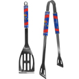 Kansas Jayhawks 2 pc Steel BBQ Tool Set