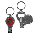 Maryland Terrapins Nail Care/Bottle Opener Key Chain