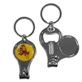 Arizona Wildcats Nail Care/Bottle Opener Key Chain