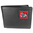 Fresno St. Bulldogs  Leather Bi-fold Wallet