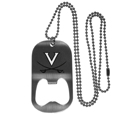 Virginia Cavaliers Bottle Opener Tag Necklace