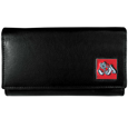 Fresno St. Bulldogs Leather Women's Wallet