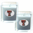 Texas Tech Raiders Scented Candle Set
