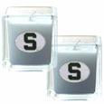 Michigan St. Spartans Scented Candle Set