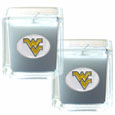 W. Virginia Mountaineers Scented Candle Set