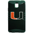 Miami Hurricanes Samsung Note 3 Rocker Case