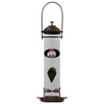 Ohio St. Buckeyes Thistle Bird Feeder