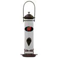 Wisconsin Badgers Thistle Bird Feeder