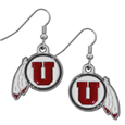 Utah Utes Dangle Earrings