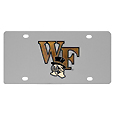 Wake Forest Demon Deacons Steel License Plate