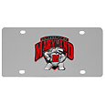 Maryland Terrapins Steel License Plate