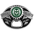 Colorado St. Rams Tailgater Belt Buckle