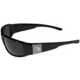 Oregon St. Beavers Etched Chrome Wrap Sunglasses