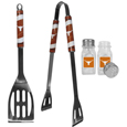 Texas Longhorns 2pc BBQ Set with Salt & Pepper Shakers