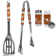 Texas Longhorns 2pc BBQ Set with Tailgate Salt & Pepper Shakers