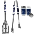 Penn St. Nittany Lions 2pc BBQ Set with Tailgate Salt & Pepper Shakers