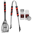 Texas Tech Raiders 2pc BBQ Set with Salt & Pepper Shakers