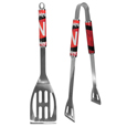 Nebraska Cornhuskers 2 pc Steel BBQ Tool Set