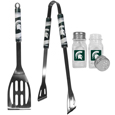 Michigan St. Spartans 2pc BBQ Set with Salt & Pepper Shakers