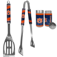 Auburn Tigers 2pc BBQ Set with Tailgate Salt & Pepper Shakers
