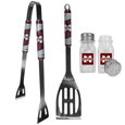 Mississippi St. Bulldogs 2pc BBQ Set with Salt & Pepper Shakers