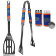 Florida Gators 2pc BBQ Set with Tailgate Salt & Pepper Shakers