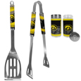 Iowa Hawkeyes 2pc BBQ Set with Tailgate Salt & Pepper Shakers