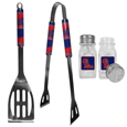 Mississippi Rebels 2pc BBQ Set with Salt & Pepper Shakers