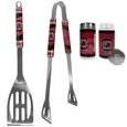 S. Carolina Gamecocks 2pc BBQ Set with Tailgate Salt & Pepper Shakers