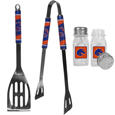 Boise St. Broncos 2pc BBQ Set with Salt & Pepper Shakers