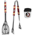 Florida St. Seminoles 2 pc BBQ Set and Chip Clip