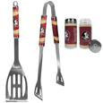 Florida St. Seminoles 2pc BBQ Set with Tailgate Salt & Pepper Shakers