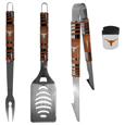 Texas Longhorns 3 pc BBQ Set and Chip Clip