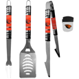 Oregon St. Beavers 3 pc BBQ Set and Chip Clip