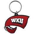 Western Kentucky Hilltoppers Flex Key Chain