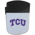 TCU Horned Frogs Chip Clip Magnet With Bottle Opener