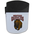 Montana Grizzlies Chip Clip Magnet With Bottle Opener