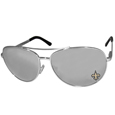 New Orleans Saints Aviator Sunglasses