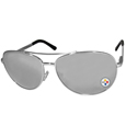 Pittsburgh Steelers Aviator Sunglasses
