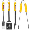 Washington Redskins 4 pc BBQ Set